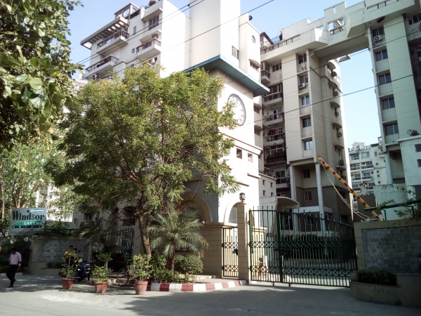 3 BHK Apartment for Rent in Assotech Windsor Greens - Exterior View
