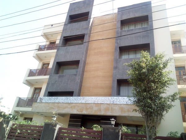 3 BHK House for Rent in Sector 31 Noida - Exterior View