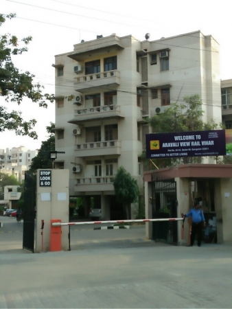 2 BHK Apartment for Sale in Rail Vihar - Exterior View
