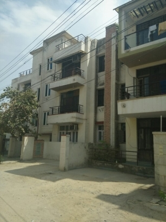 3 BHK Floor for Rent in Ansal Florence Residency - Exterior View