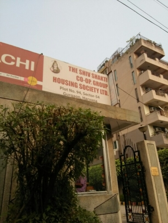 3 BHK Apartment for Rent in Shiv Shakti Apartments - Exterior View