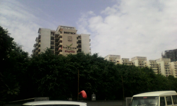 3 BHK Apartment for Rent in Bestech Park View Ananda - Exterior View