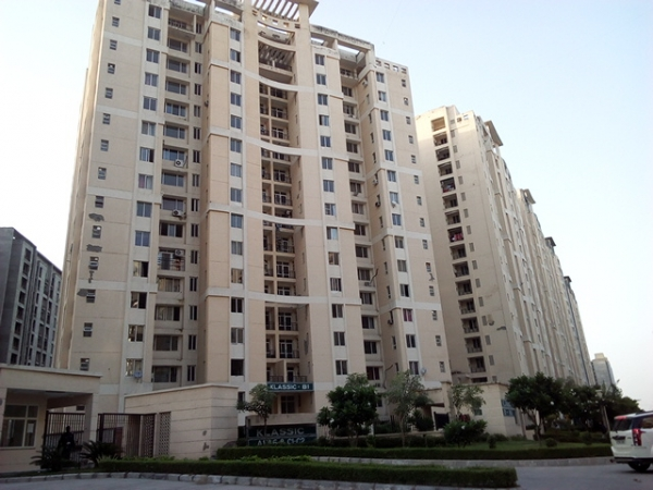 2 BHK Apartment for Sale in Jaypee Greens Klassic Heights - Exterior View