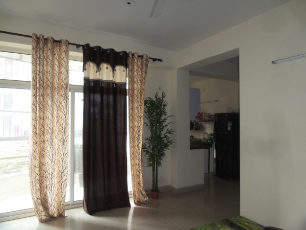2 BHK Apartment for Sale in JM Orchid - Living Room
