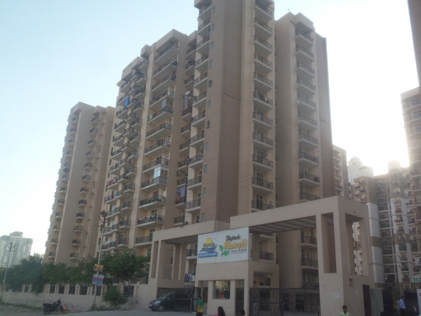 2 BHK Apartment for Rent in Skytech Matrott - Exterior View