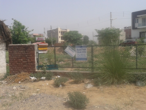 Residential Plot for Sale in Sector-57 Gurgaon - Exterior View