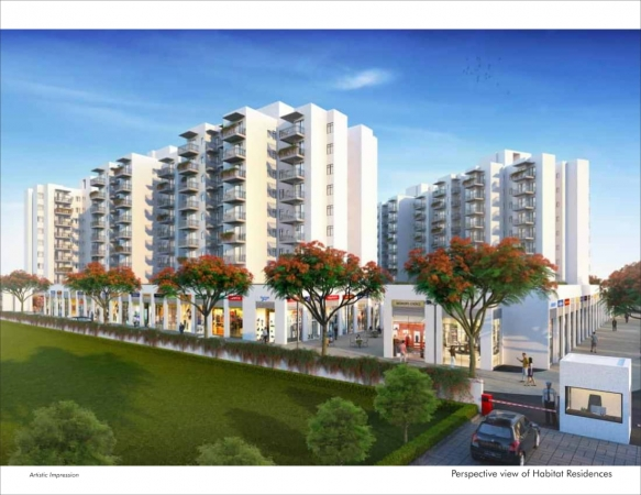 Habitat Residences Sector 78 Faridabad