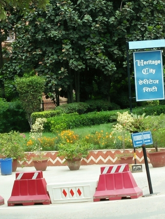 Unitech Heritage City, MG Road, Gurgaon - Building