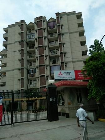Shri Banke Bihari Society, Sector 56, Gurgaon - Building