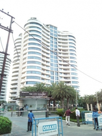 Omaxe The Forest Spa Sector 93B Noida
