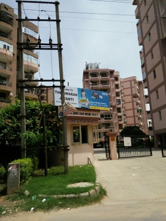 Swarn Jayanti Apartment, Sector 54, Gurgaon - Building