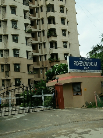 Professors Enclave , Sector 56, Gurgaon - Building