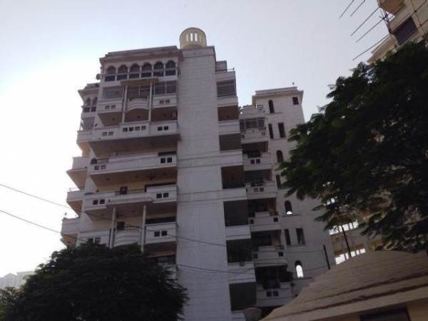 Sheeba Apartment, Sector 28, Gurgaon - Building