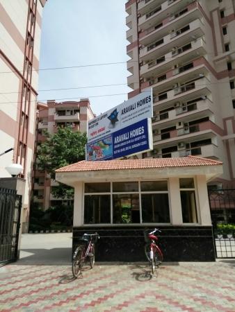 Arawali Homes, Sector 54, Gurgaon - Building