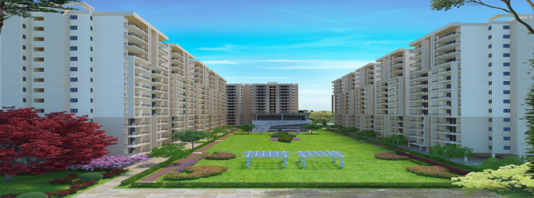 S3 Green Evenue, Sector 85, Faridabad - Building