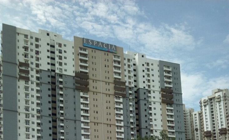 3C Lotus Boulevard Espacia, Sector 100, Noida - Building