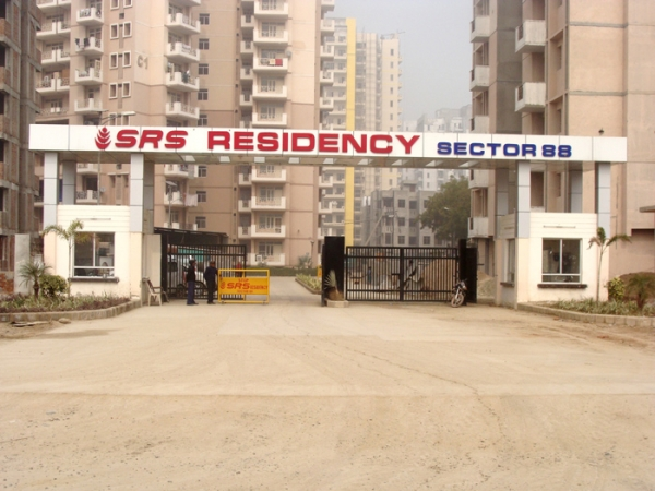 SRS Residency, Sector 88, Faridabad - Building