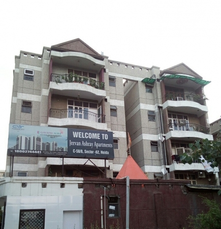 Jeevan Ashray Apartments Sector 62 Noida