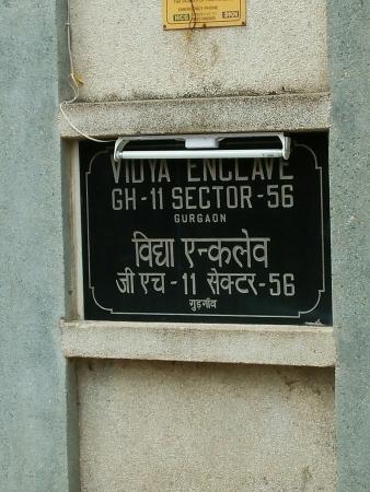 Vidya Enclave, Sector 56, Gurgaon - Building