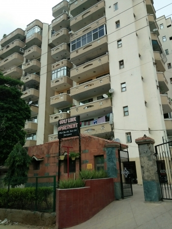 Golf Link Apartments, Sector 54, Gurgaon - Building