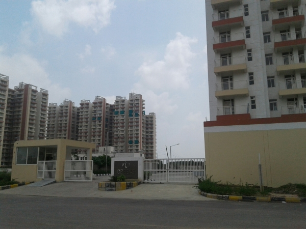 KLJ Greens, Sector 77, Faridabad - Building