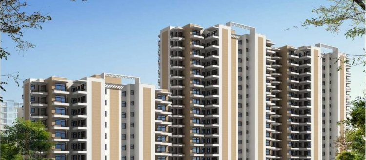 Agrasen Spaces Aagman, Sector 70, Faridabad - Building