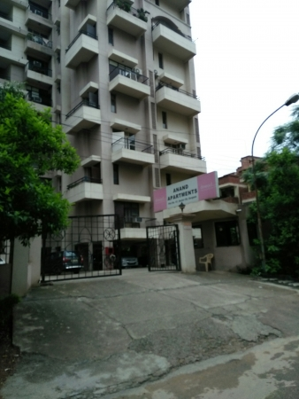 New Anand Apartments, Sector 56, Gurgaon - Building