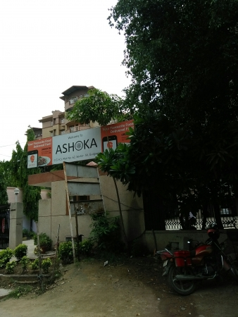 Ashoka Apartments, Sector 56, Gurgaon - Building