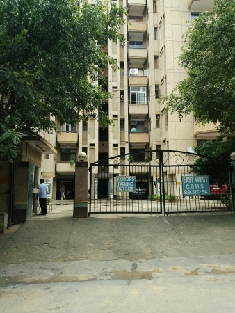 East West Apartment, Sector 54, Gurgaon - Building