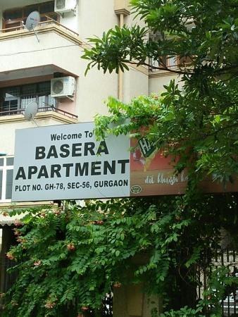Basera Apartment, Sector 56, Gurgaon - Building