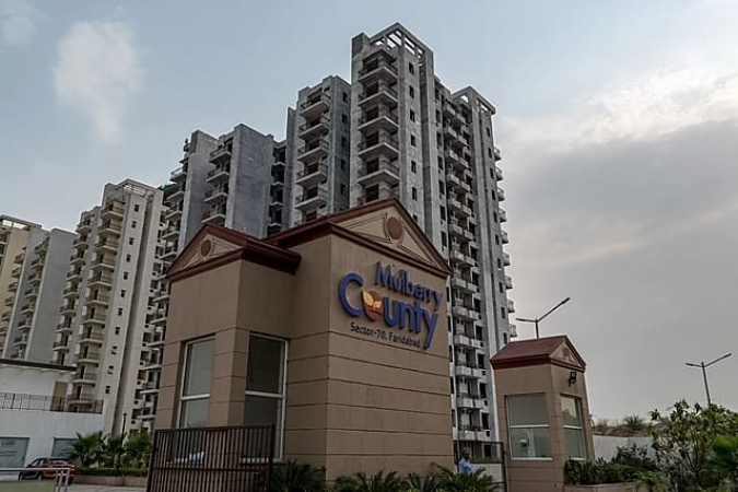 Mulberry County, Sector 70, Faridabad - Building