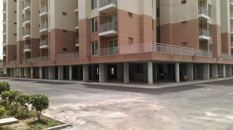 Sai Park 1 Apartments, Sector 87, Faridabad - Building