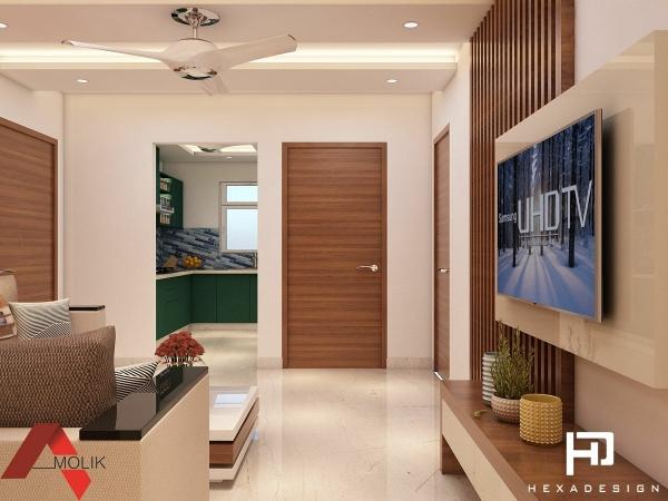 Amolik Residency Floors Sector 86 Faridabad