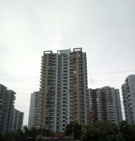 Homes 121, Sector 121, Noida - Building