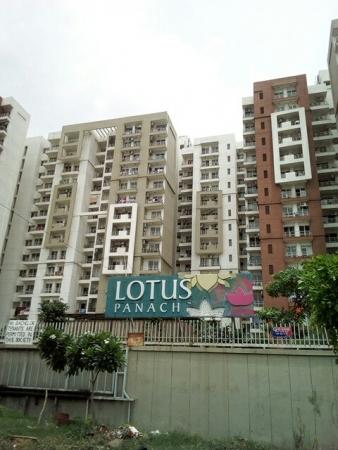 3C Lotus Panache, Sector 110, Noida - Building