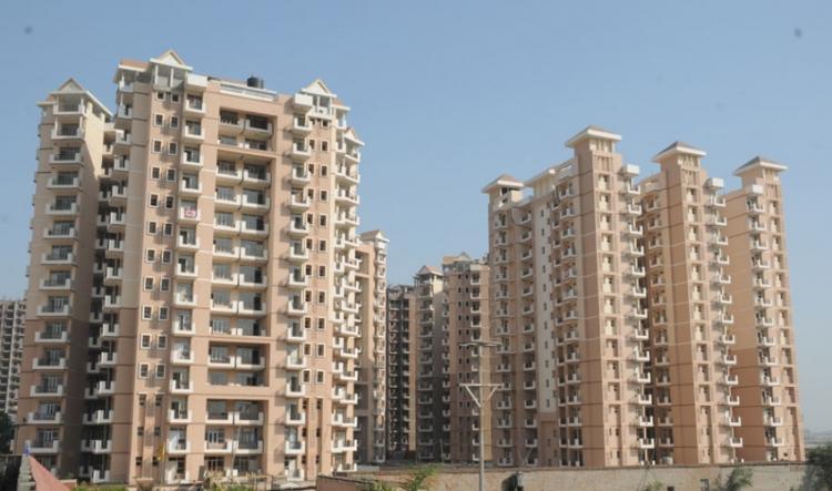 SRS Residency Sector 88 Faridabad