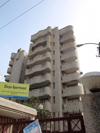 Divya Apartment, Sector 56, Gurgaon - Building