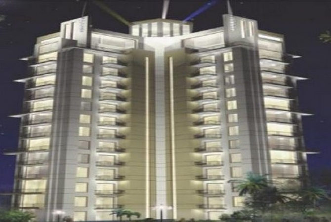Dhingra Blue Solitaire, Sector 80, Faridabad - Building