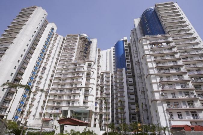 Amrapali Eden Park, Sector 50, Noida - Building