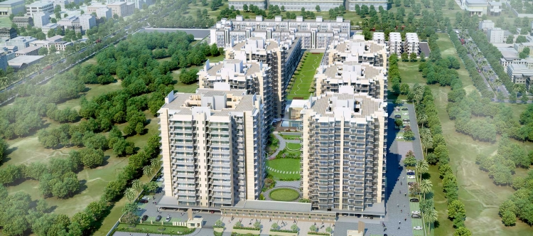 RPS Auria, Sector 88, Faridabad - Building