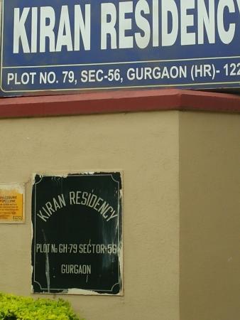Kiran Residency Sector 56 Gurgaon