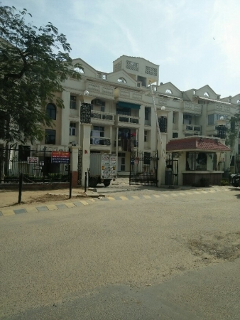 2 BHK Apartment for Rent in Ansal Harmony Homes - Exterior View