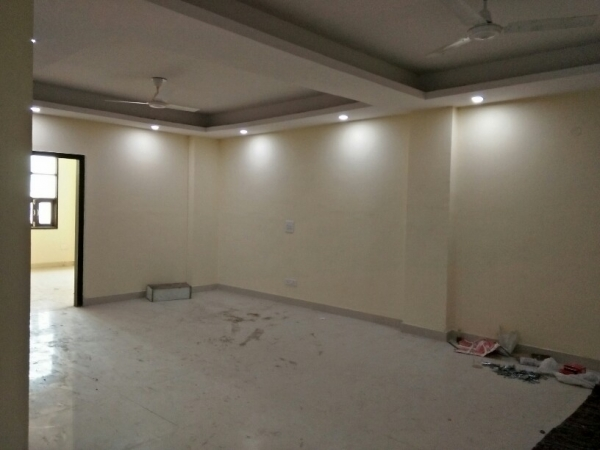 3 BHK Apartment for Rent in Satbari New Delhi - Living Room