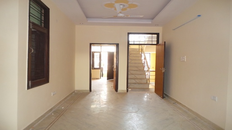 2 BHK Apartment for Rent in Dev Apartment - Living Room