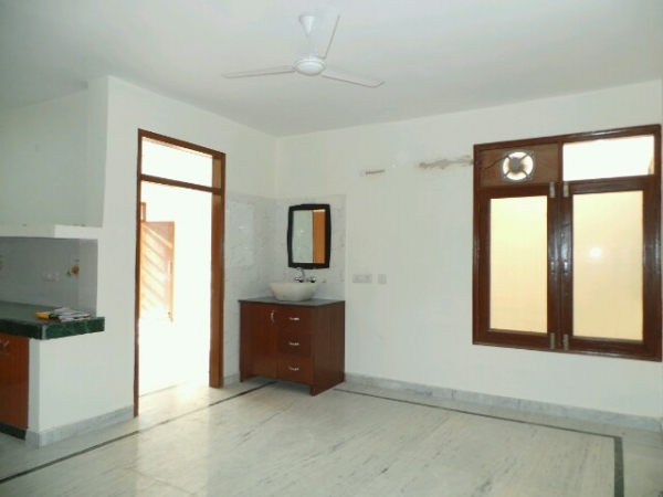 2 BHK Apartment for Sale in SRS Residency - Living Room
