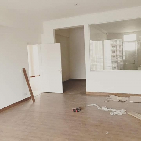 2 BHK Apartment for Rent in ASF Isle De Royale - Living Room