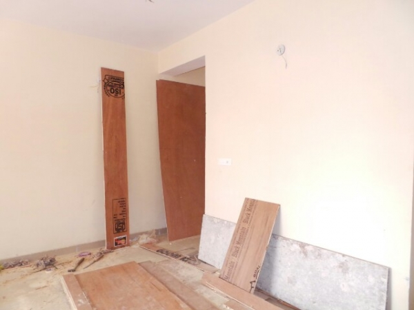 2 BHK Apartment for Rent in SRS Residency - Living Room