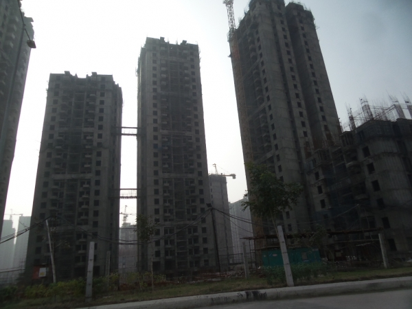 3 BHK Apartment for Sale in Jaypee Greens Krescent Homes - Exterior View
