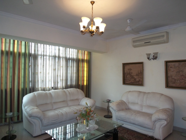 2 BHK Apartment for Sale in Hewo Apartments II - Living Room