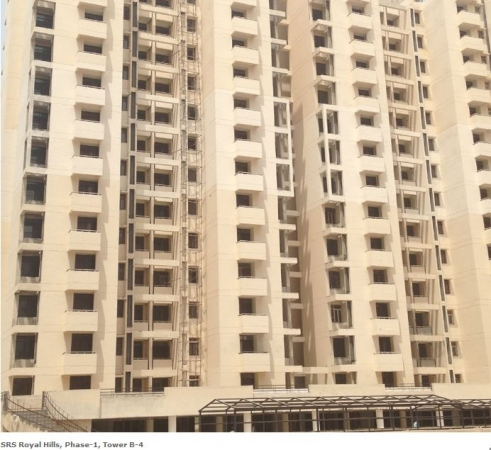2 BHK Apartment for Sale in SRS Royal Hills - Others